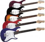 Guitarras Eléctricas 6 Cordas